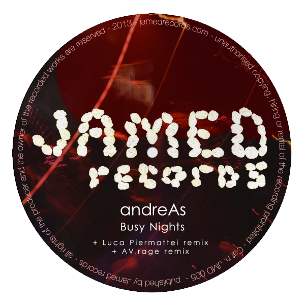 andreAs - Busy Nights EP